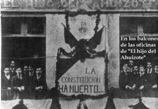 MUERE CONSTITUCION MEXICO