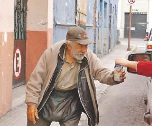 anciano abandono
