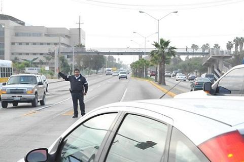 AYUN TRANSITO POLICE