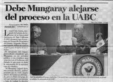 MUNGARAY UABC