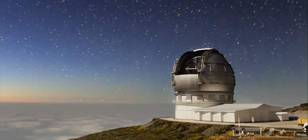 El GTC se encuentra ubicado en la isla de La Palma, en las Islas Canarias, España (Foto: Universidad Complutense Madrid).
