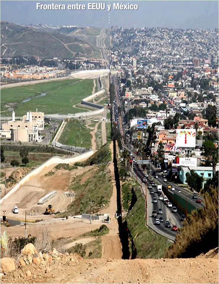 FRONTERA EU CON MEXICO