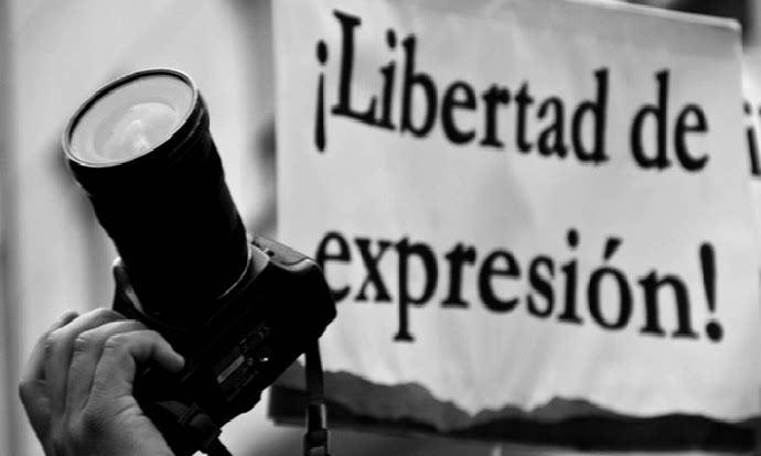 LIBERTAD EXPRESION CAMARA FOTO