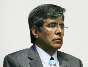 El doctor Raúl Rojas, investigador de la Universidad Libre de Berlín y miembro correspondiente de la Academia Mexicana de Ciencias (Foto: Archivo AMC).