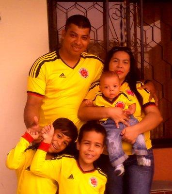 FAMILIA FUTBOLERA
