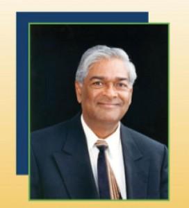 El doctor Sanjaya Rajaram (Foto: internet)