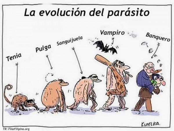 PARASITO EVOLUCION