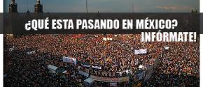 QUE PASA MEXICO MARCHA