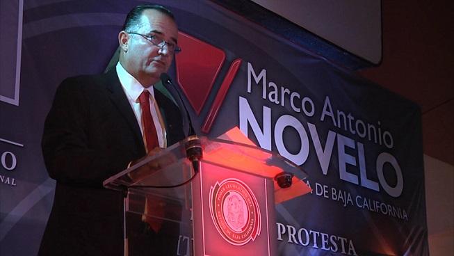 MARCO ANTONIO NOVELO DISCURSO