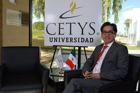 El Dr. Jesús Lau, de la Universidad de Veracruz, impartió una cátedra en enero.