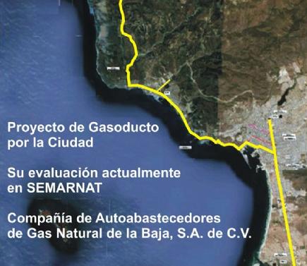 GASODUCTO CIUDAD ENSENADA