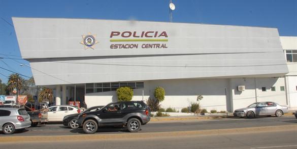 POLICIA EDA EDIFICIO