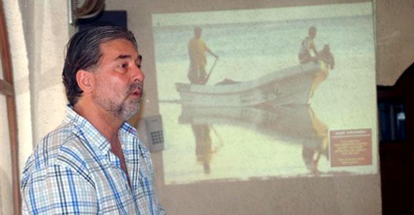 El oceanólogo Alfonso Aguirre Muñoz (Foto: internet)