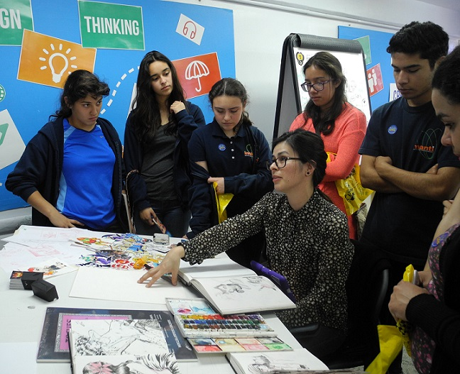 CETYS EXPOCETYS MAESTRA
