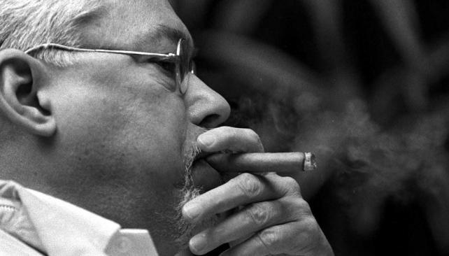 El escritor y disidente cubano Guillermo Cabrera Infante (Foto: internet).