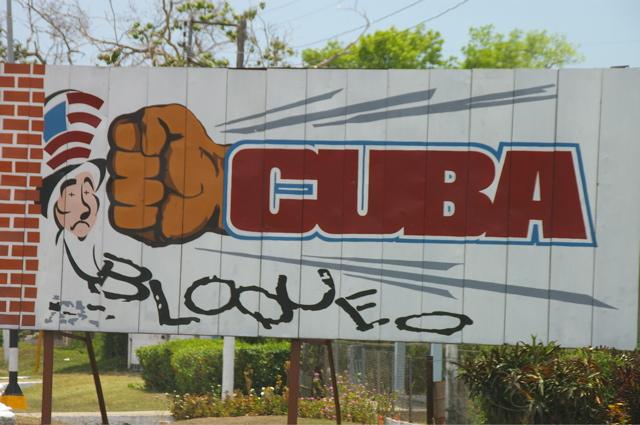 EU CUBA BLOQUEO