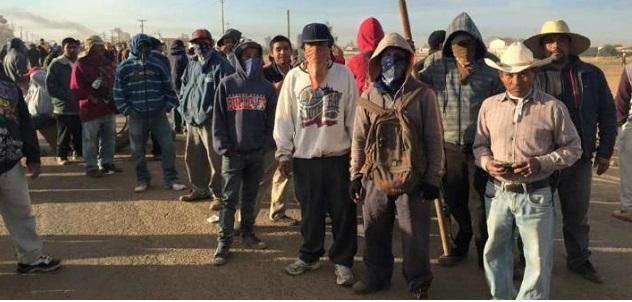JRONALEROS SQ PROTESTA