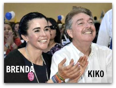 KIKO Y BRENDA