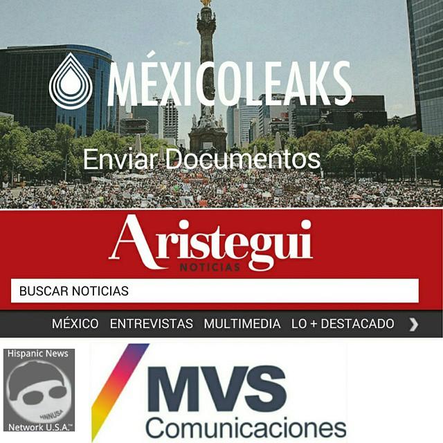 MEXICOLEAKS ARISTEGUI MVS