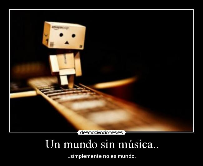MUNDO SIN MUSICA 1