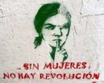 SIN MUJERES NO REVOLUCION