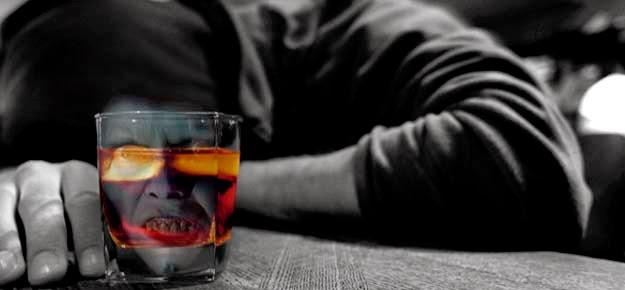 ALCOHOLISMO DEMONIO