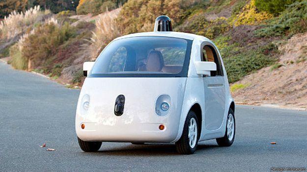Y aunque pueda parecer un poco menos deportivo, la clave de este coche de Google es que puede conducir a sí mismo.