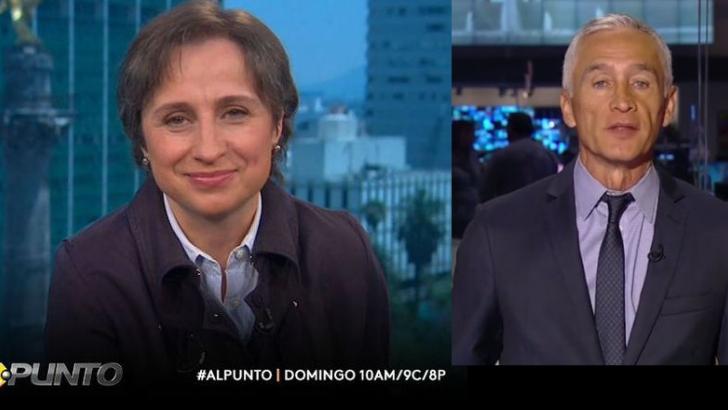 JORGE RAMOS Y CARMEN ARISTEGUI