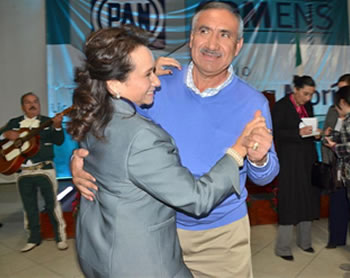 El Rodríguez-Iñiguez, una familia política del PAN que hasta hoy a sido políticamente muy redituable (Foto: internet).