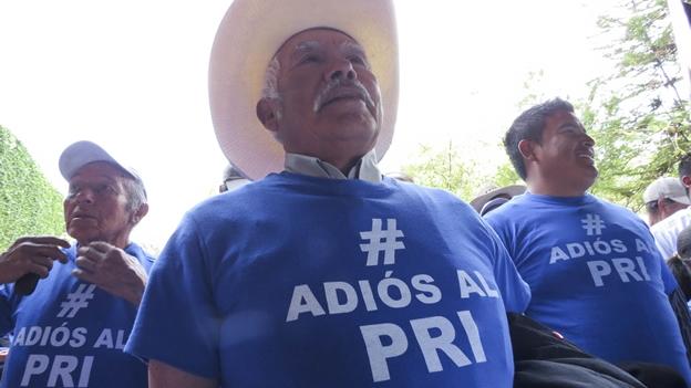 ADIOS AL PRI