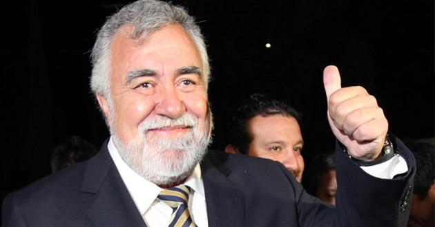 El senador Alejandro Encinas (Foto: Azteca noticias).