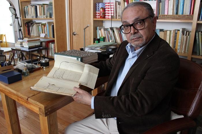 El doctor Juan José Saldaña González, investigador de la Facultad de Filosofía y Letras de la UNAM, asegura que hoy se sabe mucho más de lo que se sabía hace 40 años sobre la historia de la ciencia mexicana, pero aun así falta más por investigar (Foto: Alejandra Monsiváis/AMC).