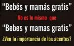BEBES Y MAMAS ACENTOS
