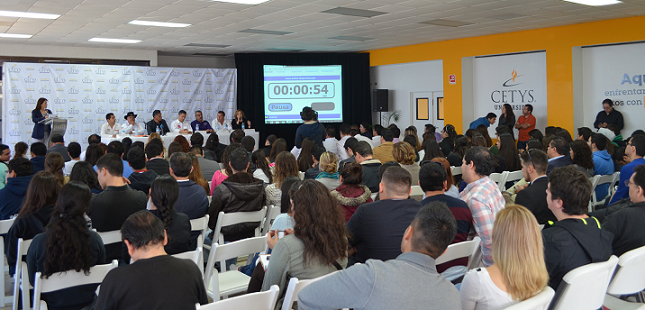 CETYS PANEL CANDIDATOS 2015