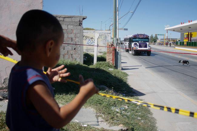 CHRISTOPER ESCENA CRIMEN JUAREZ