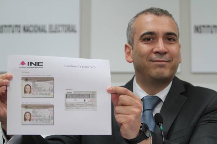 INE CREDENCIAL ELECTOR