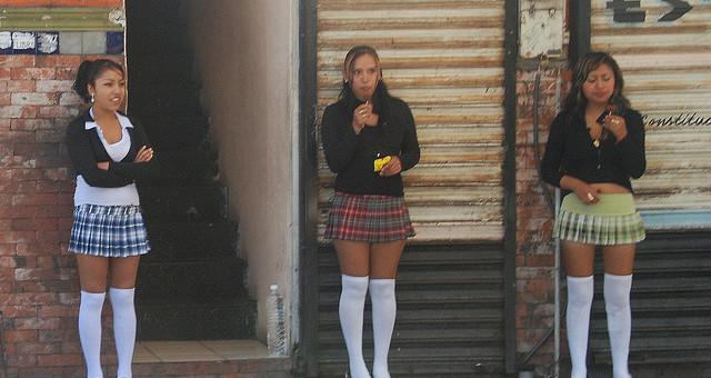 Fuerzan a infantes y mujeres a prostituirse en Baja California.