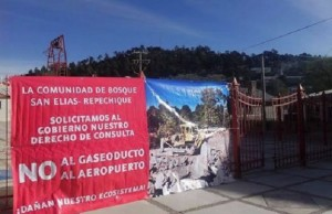 PROTESTA SOCIAL EN CREEL CHIH