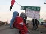 SAN QUINTIN MUJERES EL ROSARIO PARO