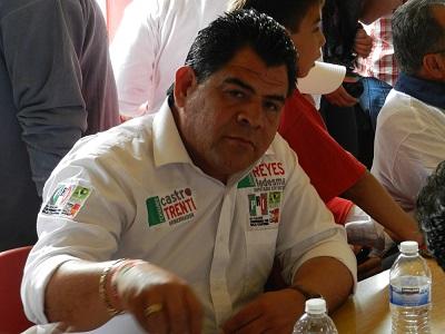 ARMANDO REYES PRI