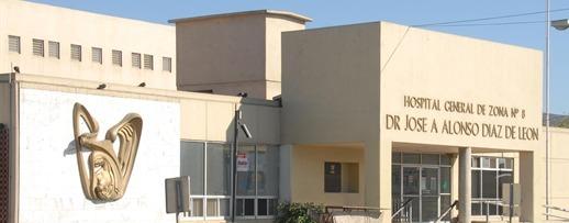 IMSS HOSPITAL 8 EDA