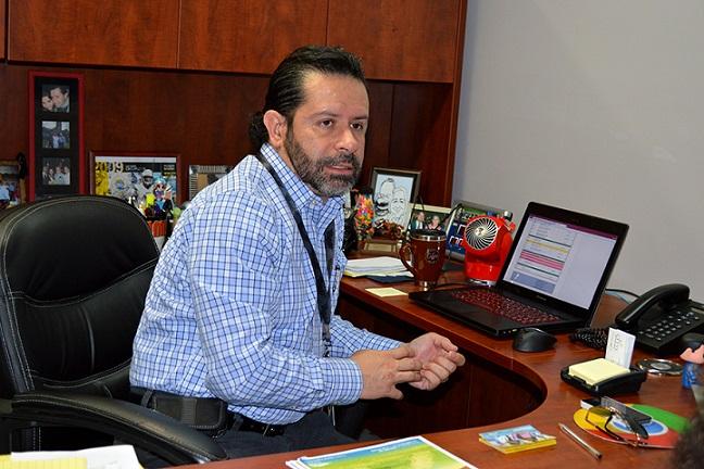 Maestro Jorge Sosa López, Director del Centro de Excelencia en Innovación y Diseño del CETYS (Fotografías: cortesía CETYS).
