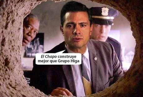 """Los """"memes"""", por miles, ponen por los suelo la figura del presidente Peña Nieto (Imagen: Noticias.terra.com.mx)."""