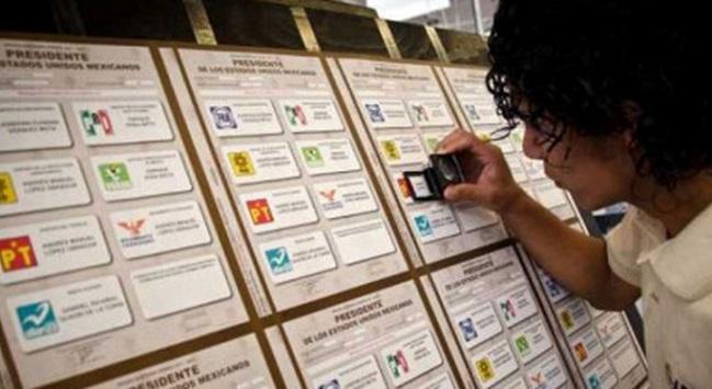 ELECCION 2015 CHECAN BOLETAS