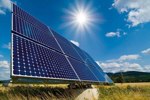 ENERGIA SOLAR PANEL SOL