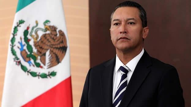 El malogrado secretario de Gobernación en el gobierno de Felipe Calderón, Francisco Blake (Foto: archivo)
