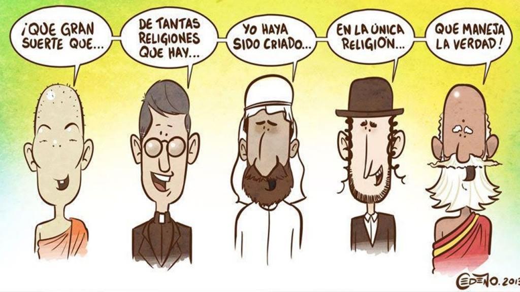 RELIGIONES AUTORITARIAS INTOLERANTES