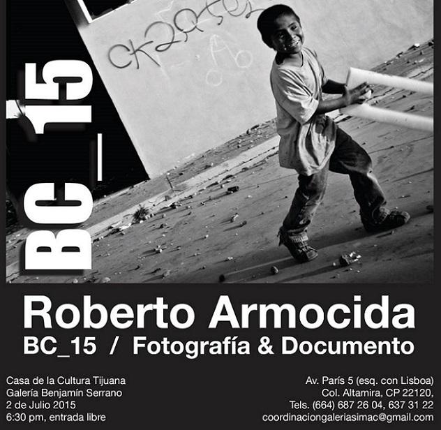ROBERTO ARMOCIDA EXPOSICIÓN