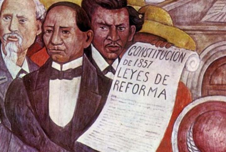 BENITO JUAREZ LEYES REFORMA