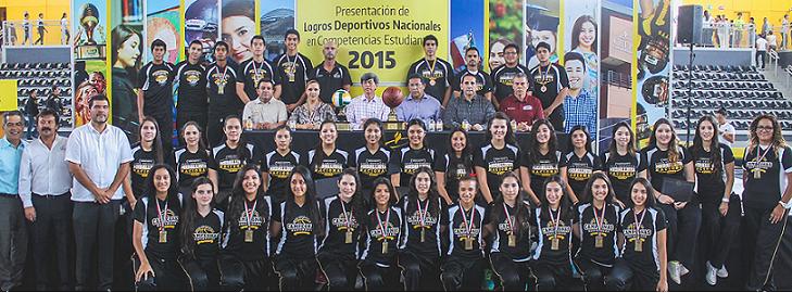 CETYS PREMIOS DEPORTISTAS2015